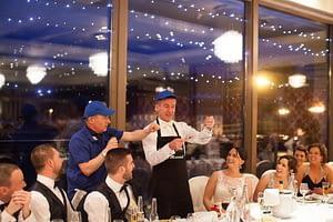 singing waiters Bantry wedding