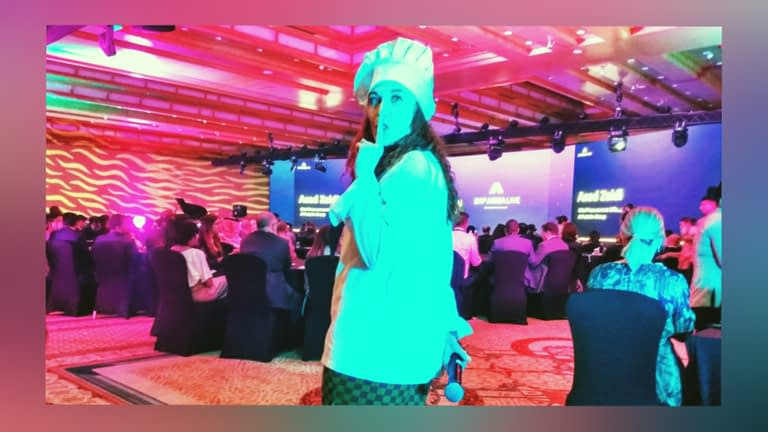 Corporate events Dubai