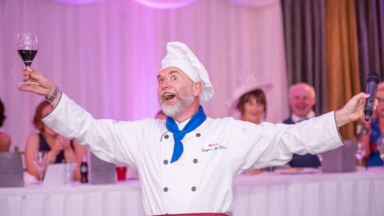Singing Chef Marco