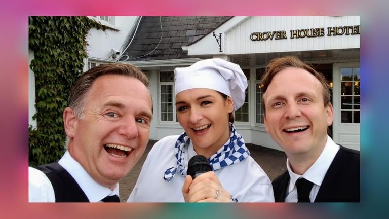 Singing waiters northern Ireland