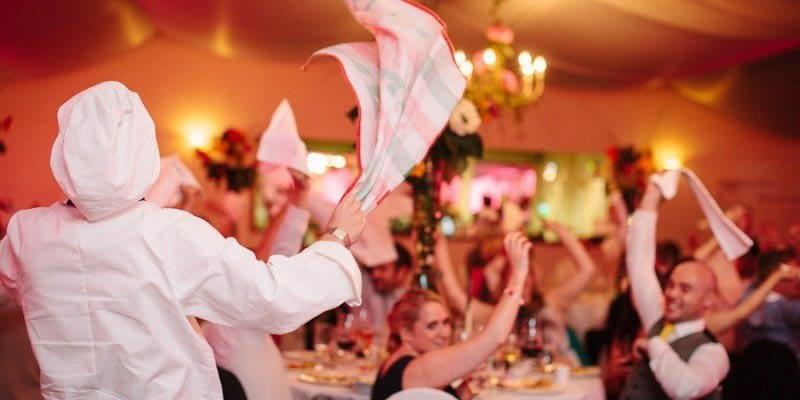 wedding entertainment company