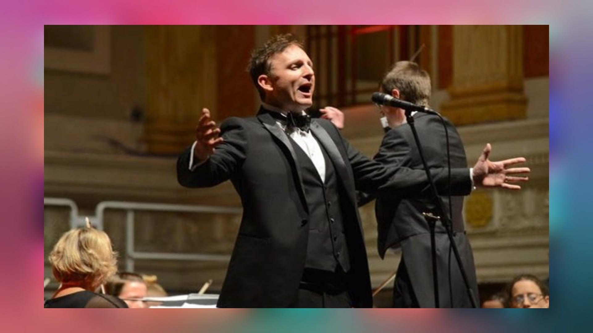 Tenor opera singer ireland